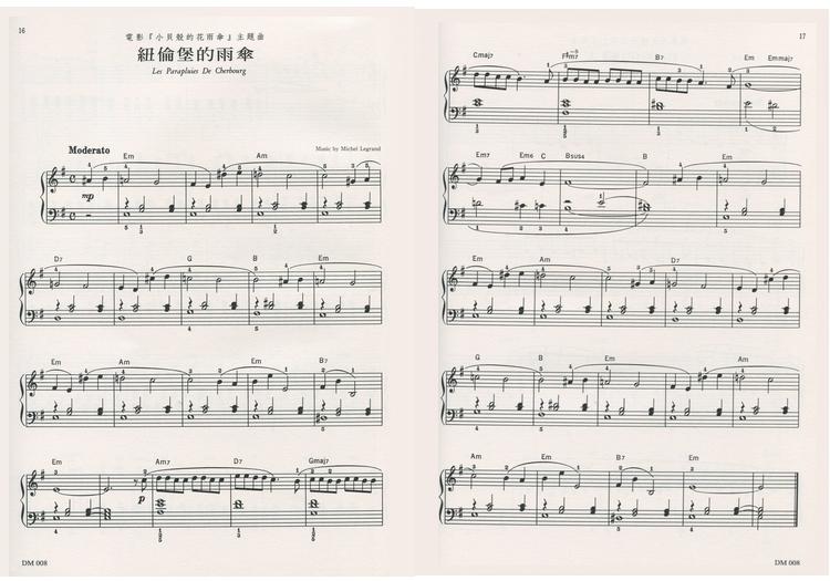 doremi音乐之声钢琴曲谱