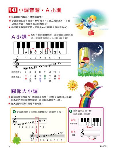乐家小舖 ~ 乐谱乐器专卖店【IN886 《贝多芬》快乐学钢琴-学龄本5 -
